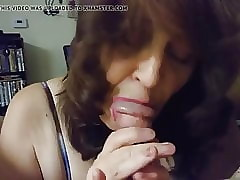 milf pussy eating - hot tube sex