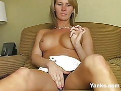 busty blonde milf - free sex tube