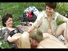 milf fucked outdoors - hd xxx video